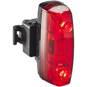 CatEye Rapid Micro G TL-LD620G Rearlight med StVZO black/red